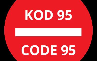 Tko mora imati COD 95